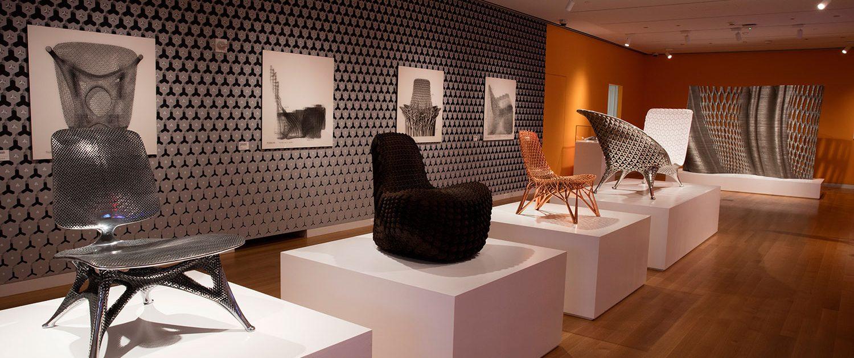 Joris Laarman Lab design in the digital age Cooper Hewitt New york microstructures
