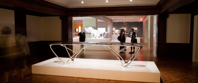 Joris Laarman Lab design in the digital age Cooper Hewitt New york