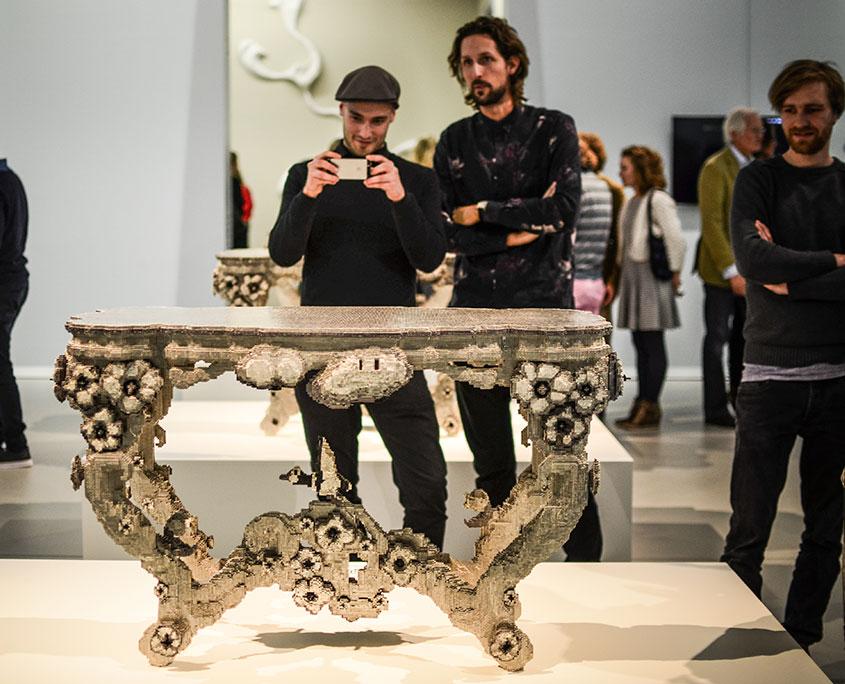 Joris Laarman Lab digital matter groninger museum