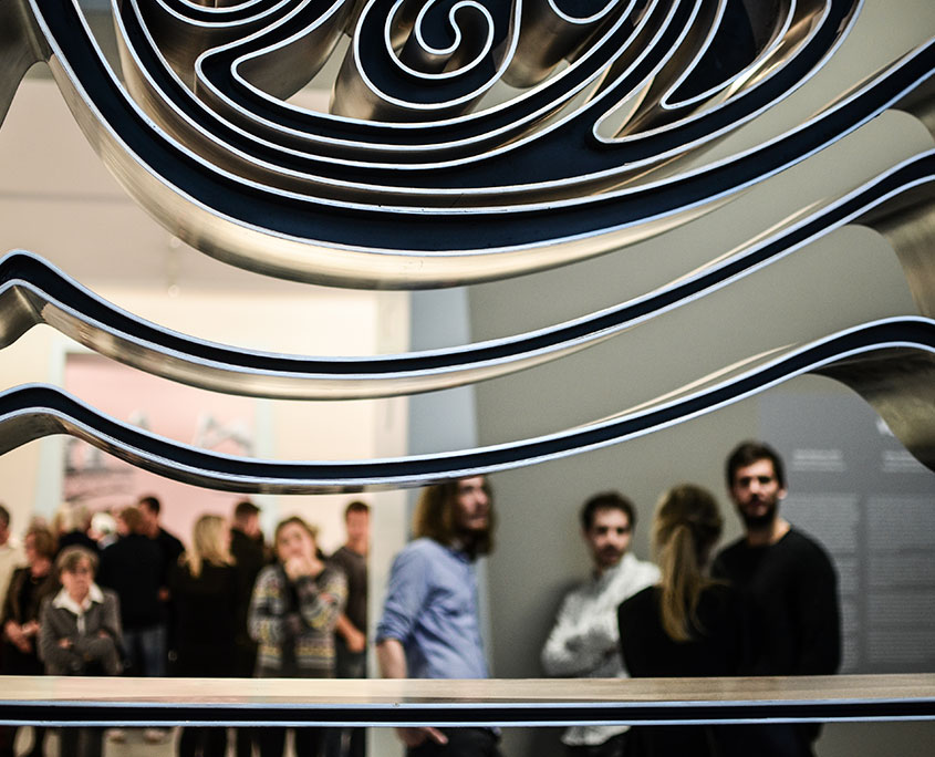Joris Laarman Lab vortex groninger museum