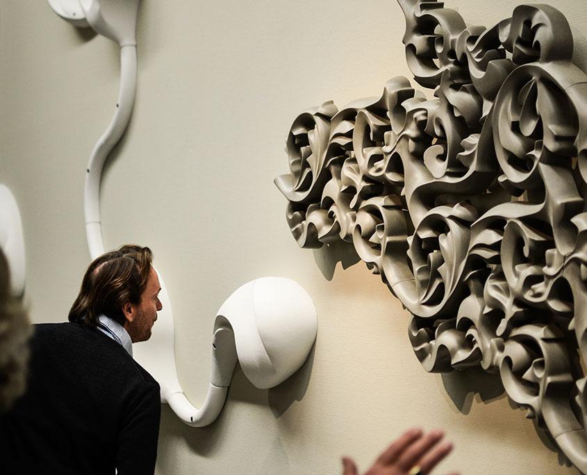 Joris Laarman Lab heatwave radiator groninger museum