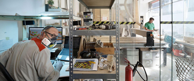 Joris Laarman Lab workshop